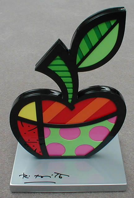 Britto's Apple