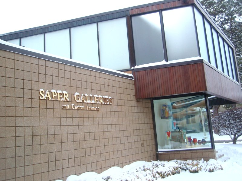 Saper Galleries this winter