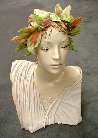 Primavera Cast Epoxy Resin Sculpture
