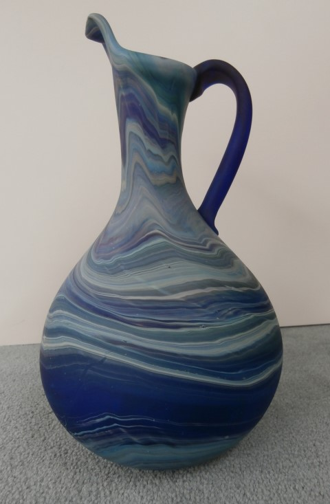 Saper Galleries And Custom Framing Is The Source For Hebron Glass