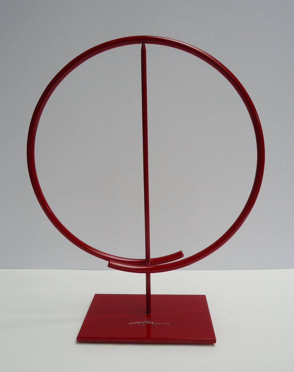 Circle of Friendship                       kinetic sculpture