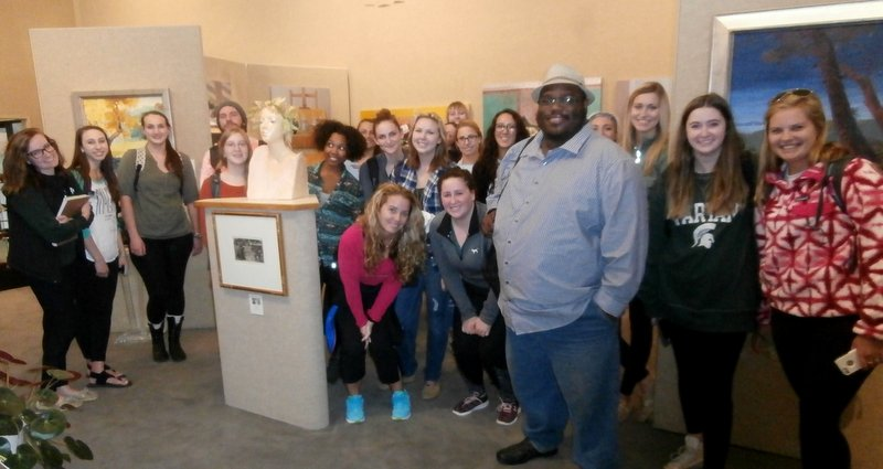 Michigan State U reading writing                                   and teaching poetry class
