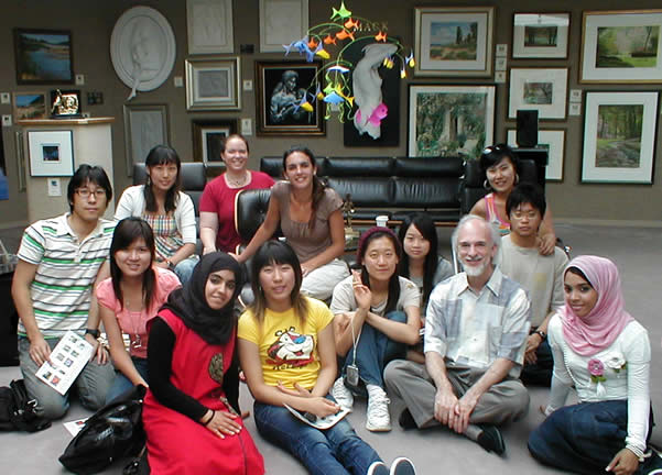 More                       International students 7/29/08