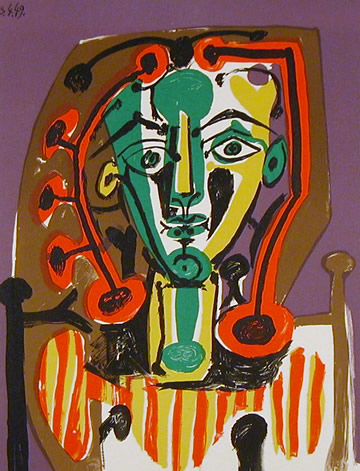 Picasso african period
